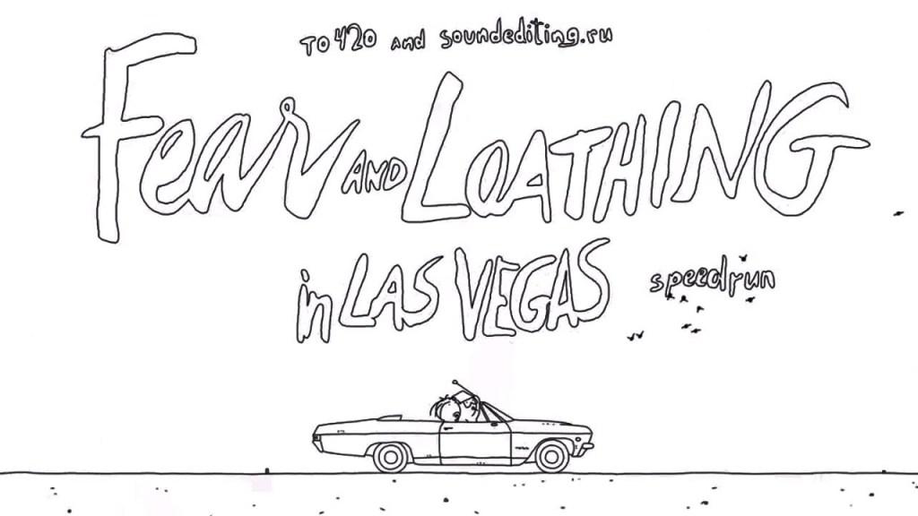 Fear and Loathing in Las Vegas in 1 Minute