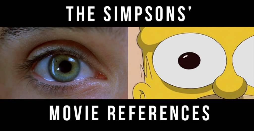 Welche Filme kommen bei den Simpsons vor?
