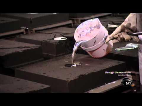 Wie ein Turbolader hergestellt wird
