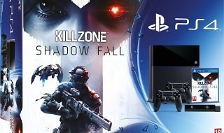 Habrá pack de PS4 + Killzone: Shadow Fall + cámara + 2 Dualshock por 499€