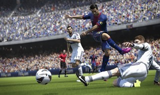 Acudimos a la presentación de FIFA 14: Primeras novedades