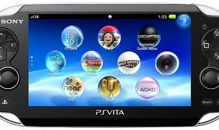 PS Vita baja de precio: 199€