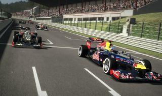 Una vuelta al circuito de Spa con F1 2013