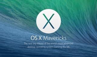 Disponible la Developer Preview 6 de OS X Mavericks