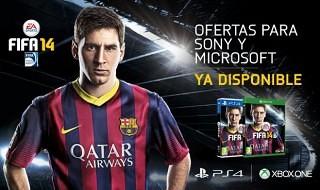 Como pasar de FIFA 14 en PS3 o Xbox 360 al de PS4 o Xbox One