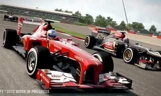 Vuelta rápida al circuito de Monza con F1 2013