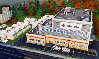 Electronic Arts y Cruz Roja Española colaboran en SimCity