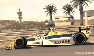Vuelta rápida al circuito clásico Brands Hatch de F1 2013