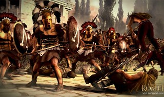 Trailer de lanzamiento de Total War: Rome II