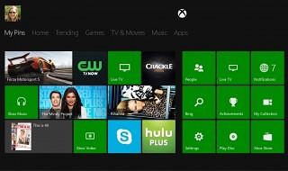 Filtrado un vídeo del dashboard de Xbox One