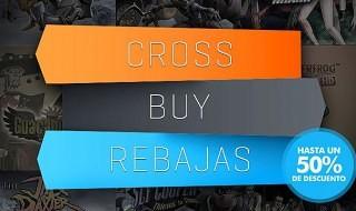 Rebajas en juegos con Cross Buy en la PS Store