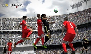Los jugadores disponibles en el Ultimate Team Legends de FIFA 14