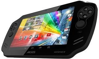 Archos anuncia su GamePad 2