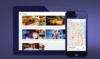 Google Maps se actualiza en iOS con trucos, sugerencias y acceso rápido a la navegación
