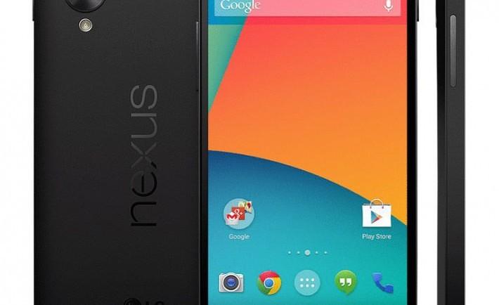 Nexus 5 Google oficial