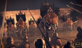 El Imperio Seleúcida, nueva actualización para Total War: Rome II
