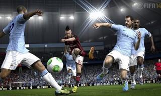 Nuevo parche para FIFA 14 en PS4 y Xbox One