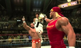 Trailer con gameplay de WWE 2K14