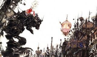 Final Fantasy VI llegará a iOS y Android próximamente