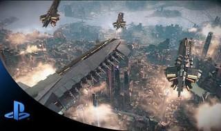 Nuevo vídeo del modo historia de Killzone: Shadow Fall