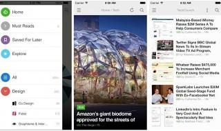 Feedly se actualiza para iPhone y iPad a iOS 7, entre otras cosas