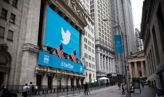 Twitter sale a bolsa con una valoración de 1.820 millones de dólares