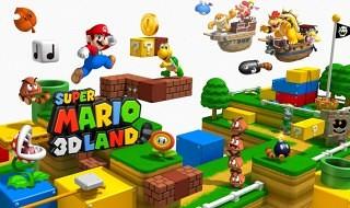 Descarga gratis Super Mario 3D Land para Nintendo 3DS