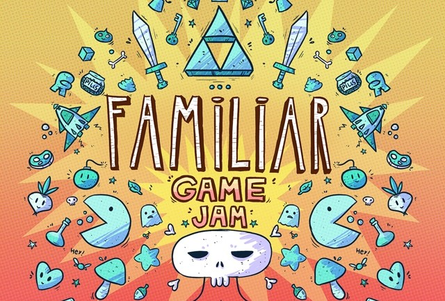 Familiar-Game-Jam