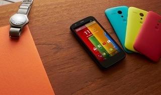 Motorola presenta el Moto G