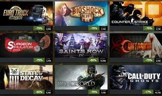 Tercer día de ofertas de otoño en Steam