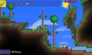 Terraria llegará a PS Vita el 4 de diciembre