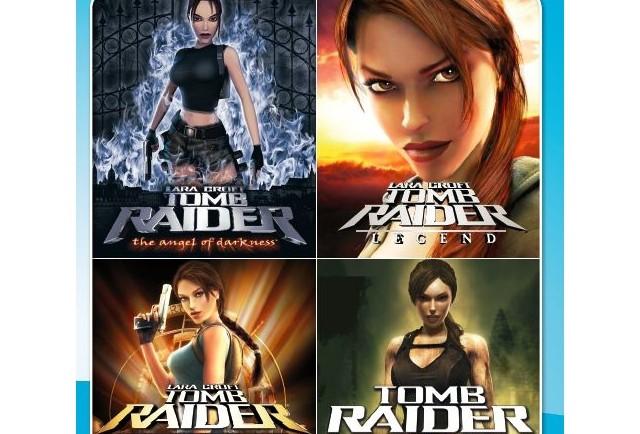 Tomb Raider MegaHits