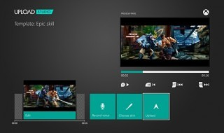 Así funciona Upload Studio en Xbox One