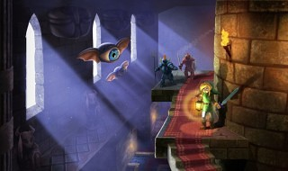 Las notas de The Legend of Zelda: A Link Between Worlds en las reviews de la prensa especializada