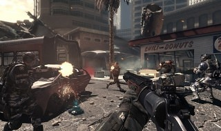 Vídeos comparando las versiones de PS3 y Xbox 360 de Call of Duty: Ghosts con la de PS4