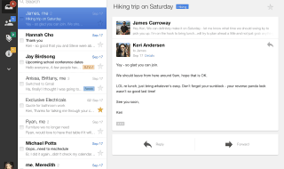 Gmail se actualiza a iOS 7 con importantes mejoras para iPad