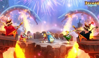 Los niveles de Invasion ya disponibles en el Rayman Legends de PS Vita