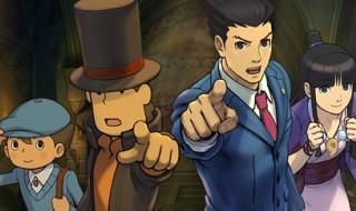 Trailer de lanzamiento de El profesor Layton vs. Phoenix Wright: Ace Attorney