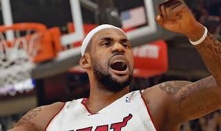 Tercera actualización de NBA 2K14 para Xbox One, pronto en PS4