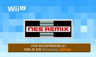 Anunciado NES Remix para Wii U