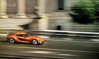 El Toyota FT-1 llega mañana a Gran Turismo 6