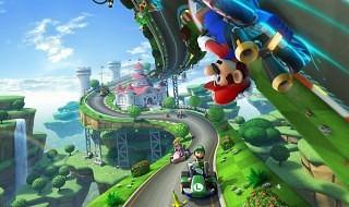 Mario Kart 8 llegará a Wii U en mayo