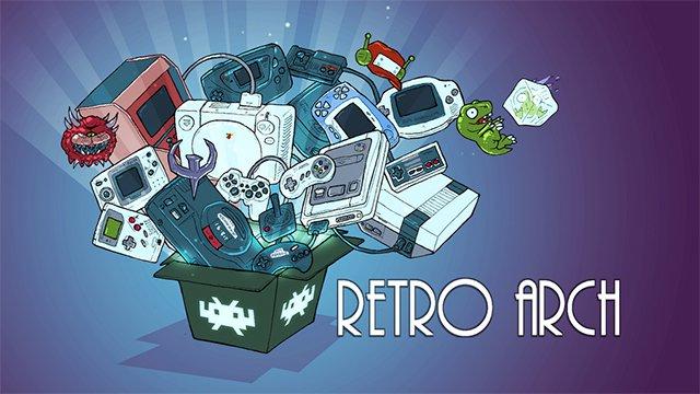 retro-arch
