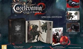 La edición de coleccionista de Castlevania: Lords of Shadow 2