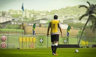 Nuevas habilidades y celebraciones en el juego de la Copa Mundial de la FIFA Brasil 2014