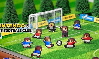 Nintendo Pocket Football Club disponible el 17 de abril