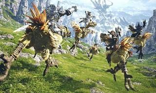Trailer de la versión para PS4 de Final Fantasy XIV: A Realm Reborn