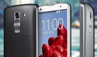 LG presenta el G Pro 2 y los gama baja L90, L70 y L40
