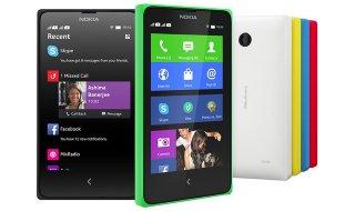 Los primeros smartphones de Nokia que ejecutan aplicaciones Android: X, X+ y XL