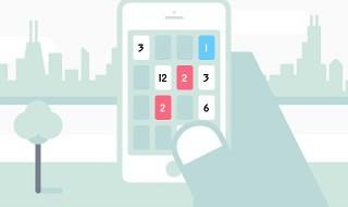Threes! Adictivo juego para iOS